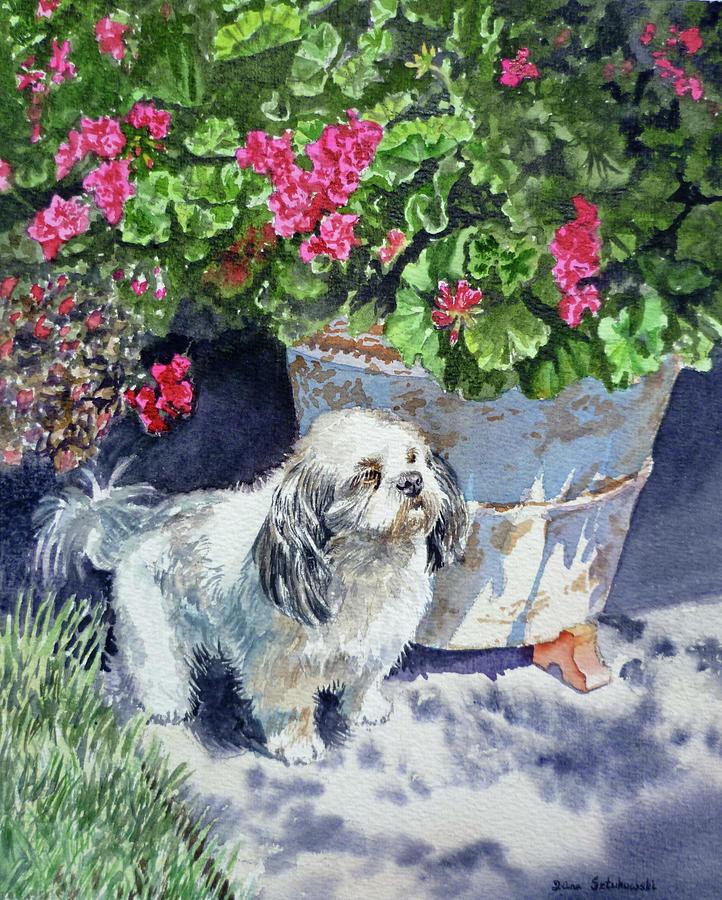 Georgie Painting