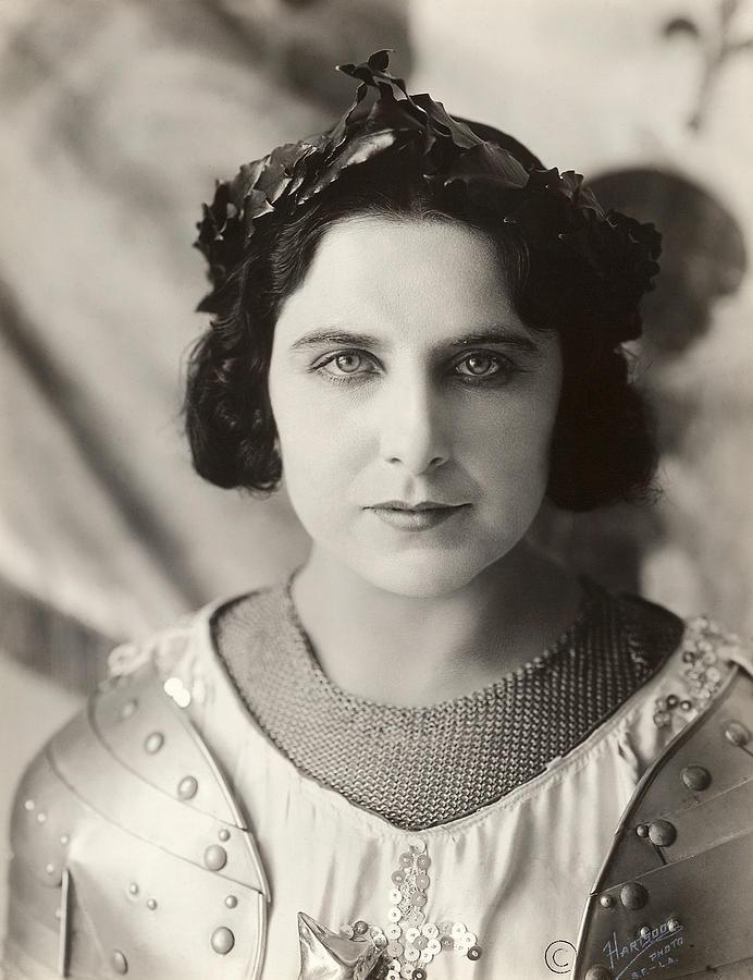 Geraldine Farrar (1882-1967) Photograph