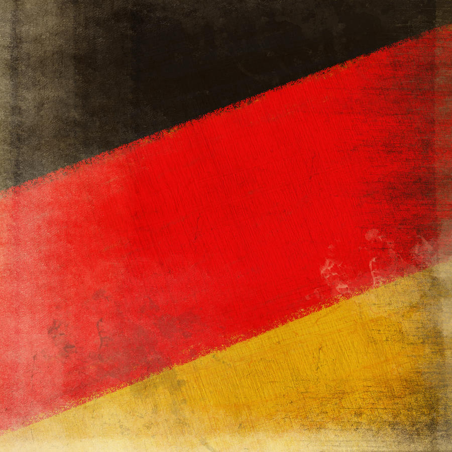 German Flag Photograph
