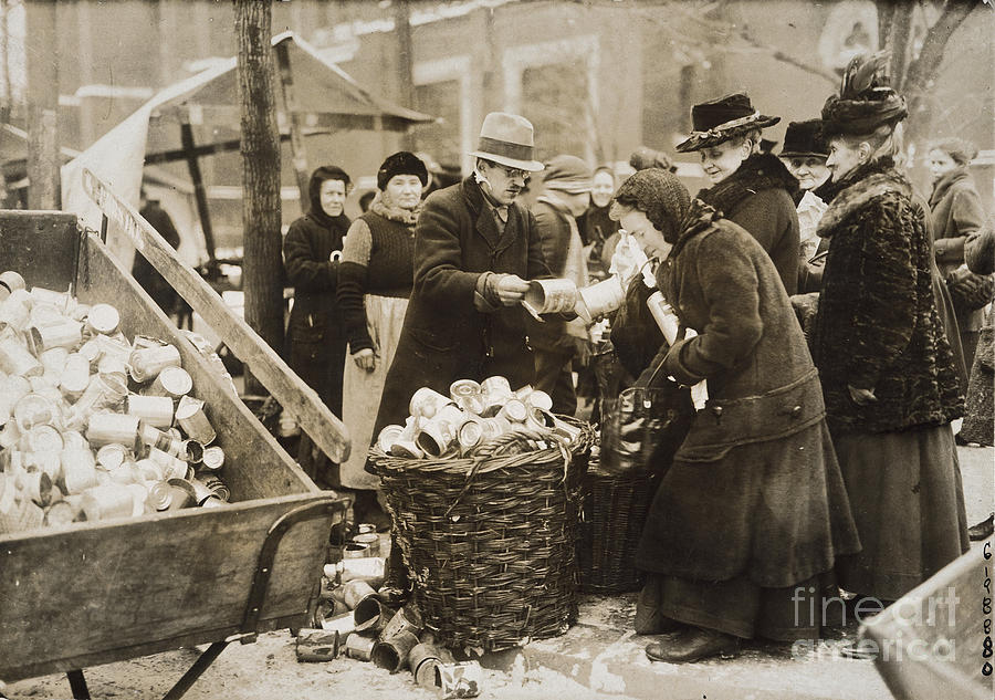 Germany: Inflation, 1923 Photograph