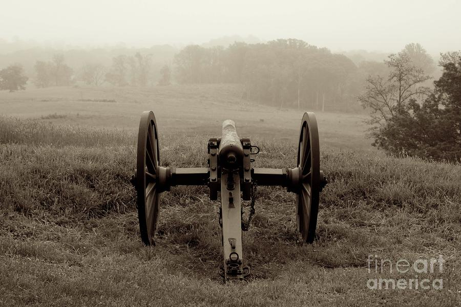 Gettysburg Photograph