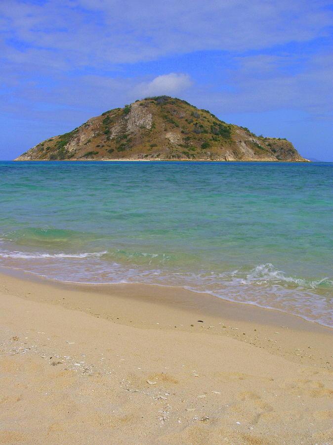 Ghost Island Photograph