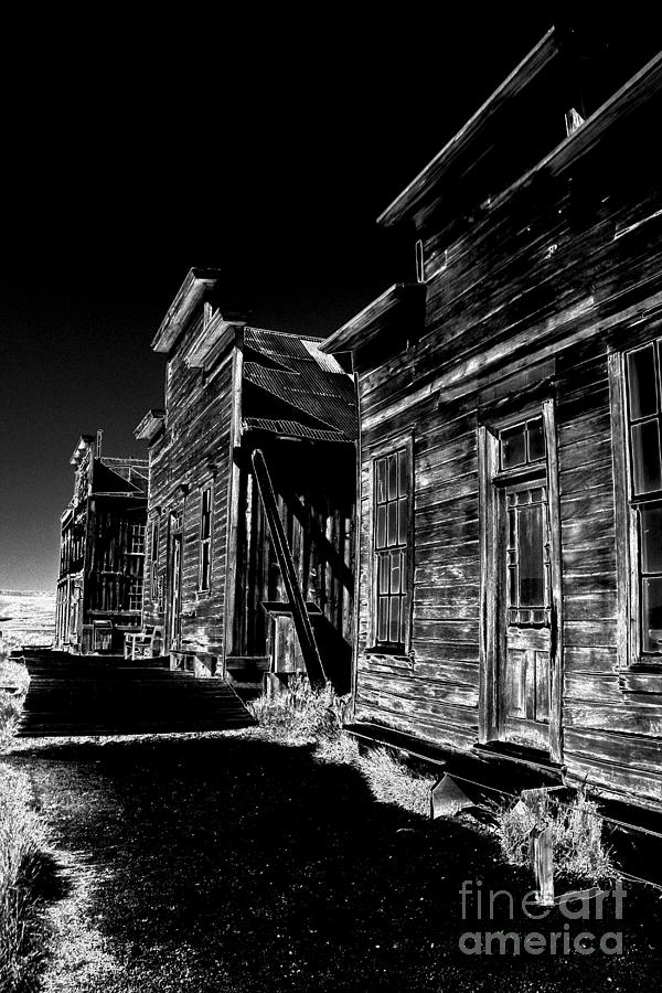 Ghost Town Photograph