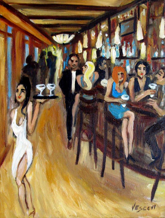 Gigis Tavern Painting