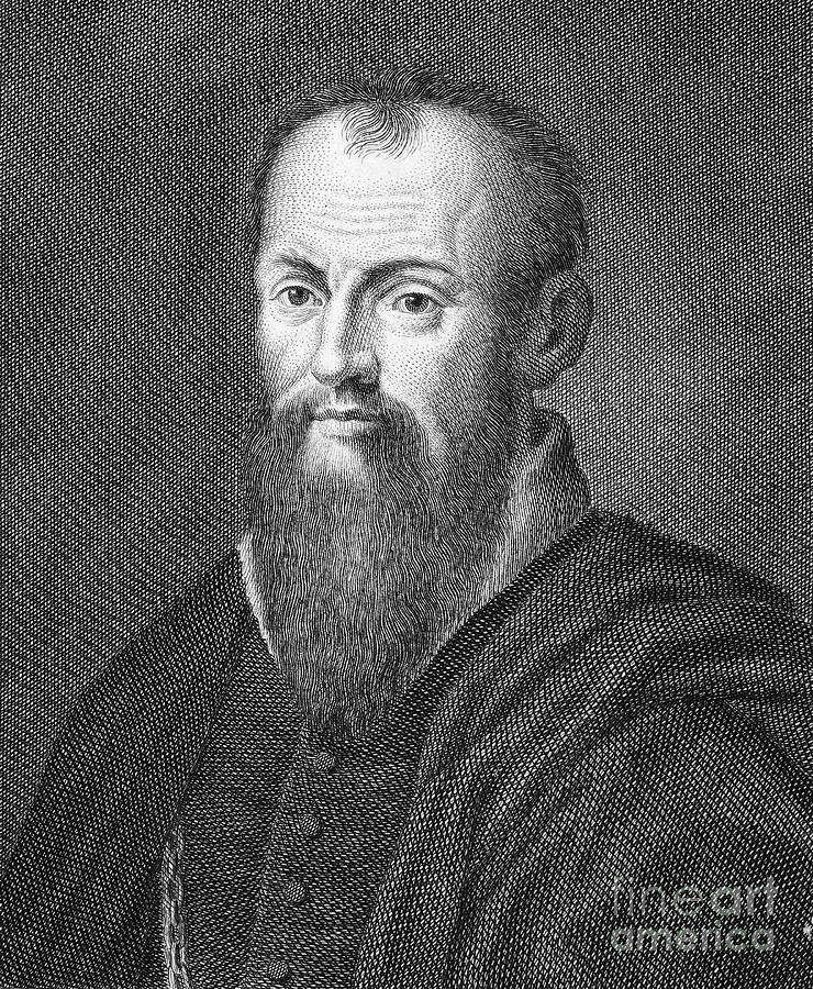 Giorgio Vasari (1511-1574) is a photograph by Granger which was ...
