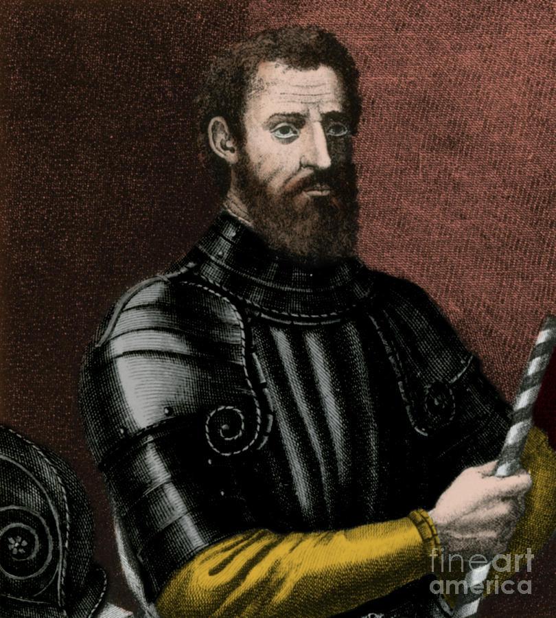 Giovanni da verrazano italian explorer photograph by for The giovanni