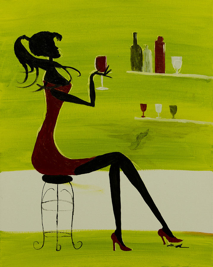 Girls Night Out Painting