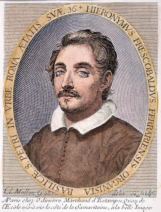 Girolamo Frescobaldi Photograph by Granger