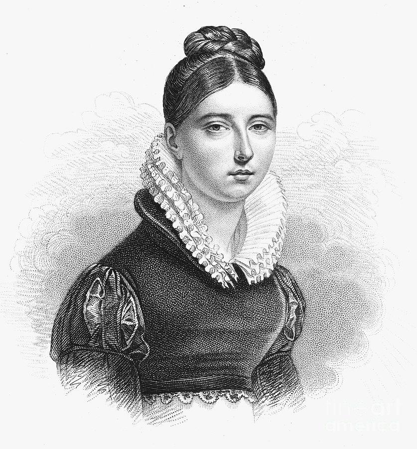 Giuditta Pasta (1798-1865) Photograph