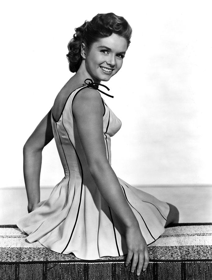 Give A Girl A Break, Debbie Reynolds Photograph  - Give A Girl A Break, Debbie Reynolds Fine Art Print