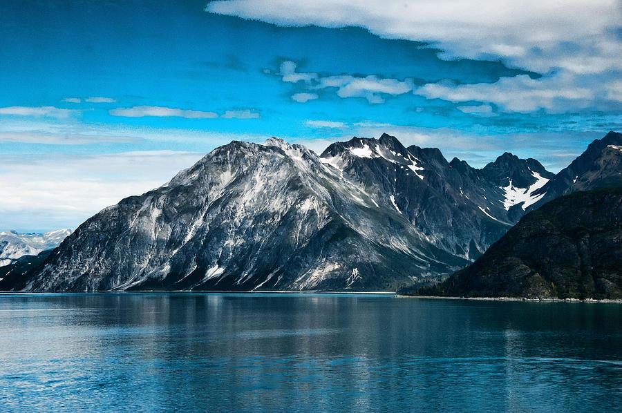 Glacier Bay Alaska Photograph
