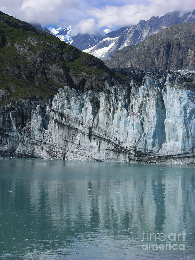 Glacier Bay Majesty Photograph  - Glacier Bay Majesty Fine Art Print