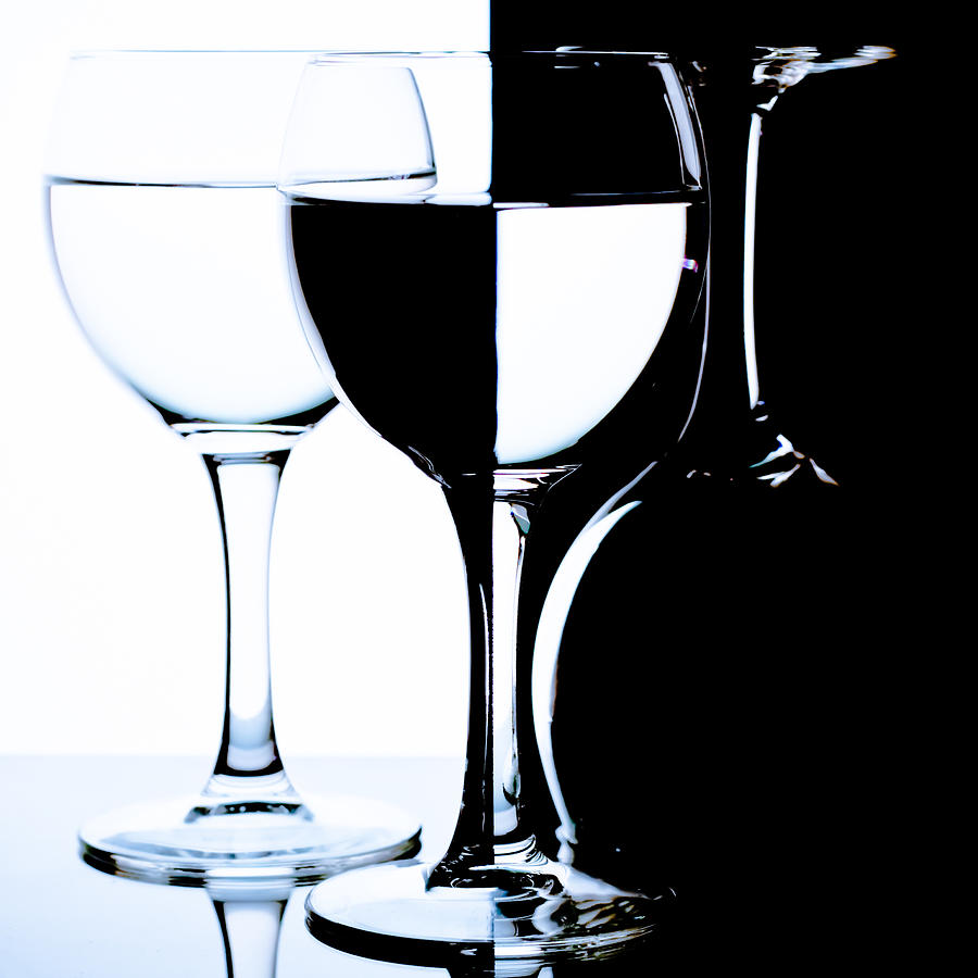 Glasses Photograph  - Glasses Fine Art Print