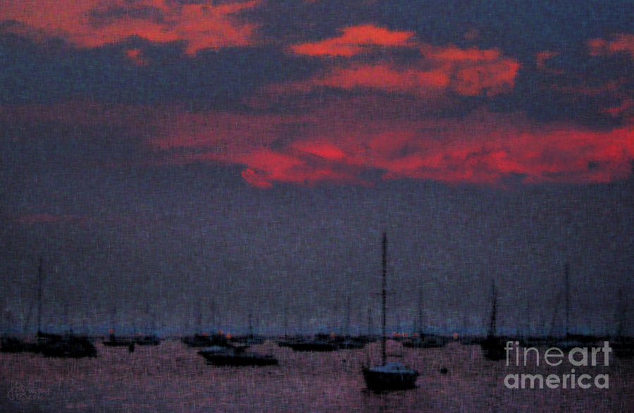 Glen Cove Harbor Photograph  - Glen Cove Harbor Fine Art Print
