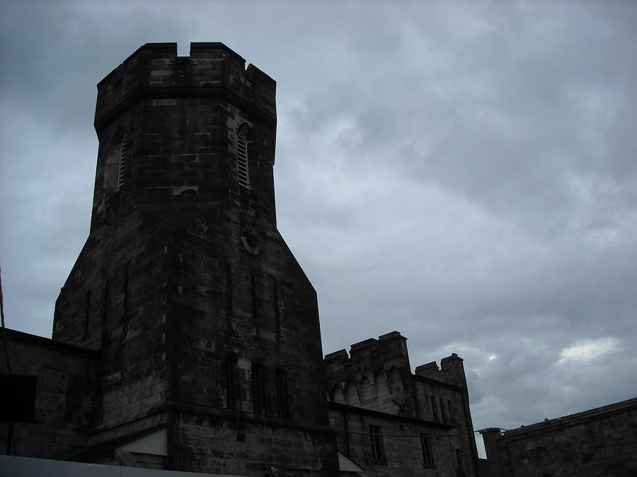 Ennis Photograph - Gloom Turret by Christophe Ennis