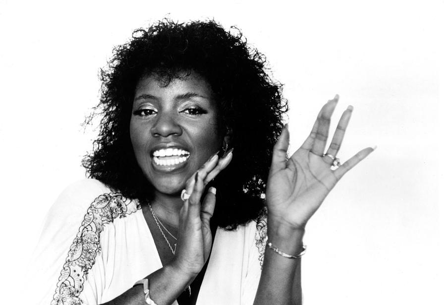 Gloria Gaynor, Circa 1980 Photograph
