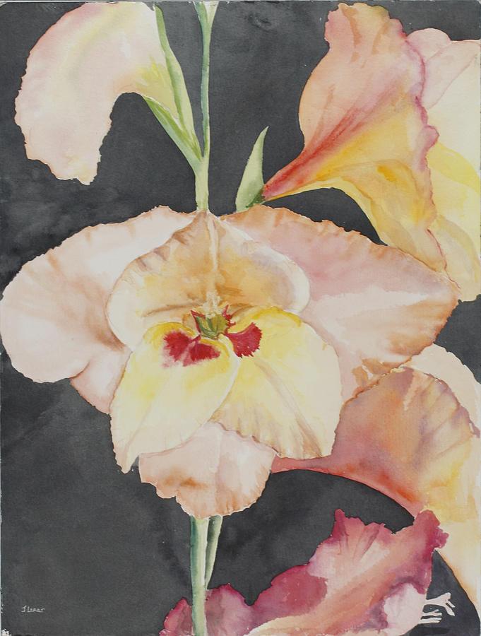 Glory Glads Painting