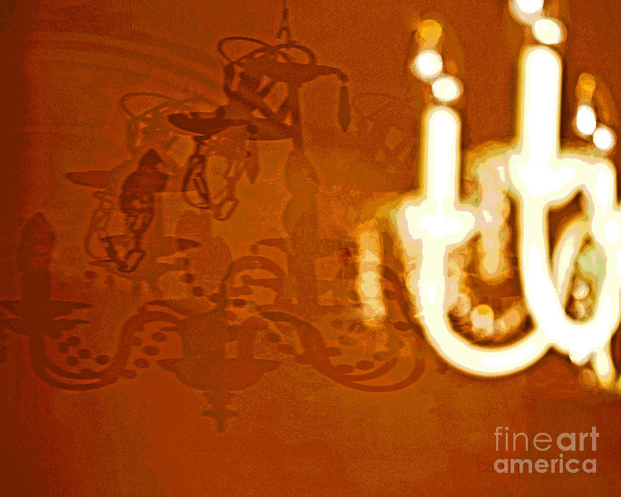 Glowing  Photograph  - Glowing  Fine Art Print