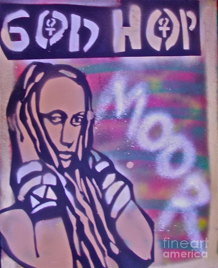 Goddess Hop Painting