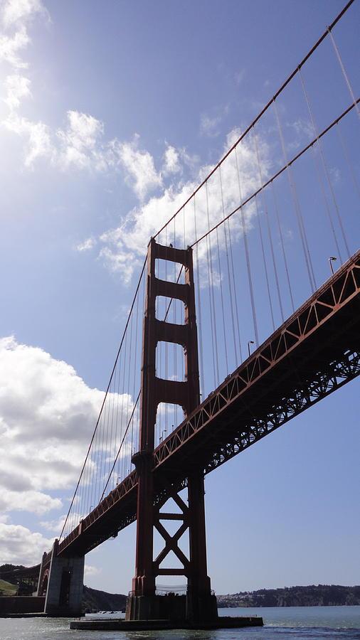 Golden Gate Bridge 2 Photograph