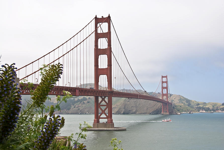 Golden Gate Bridge IIi Photograph  - Golden Gate Bridge IIi Fine Art Print