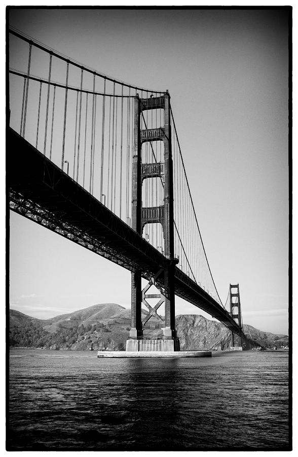 Golden Gate Photograph  - Golden Gate Fine Art Print