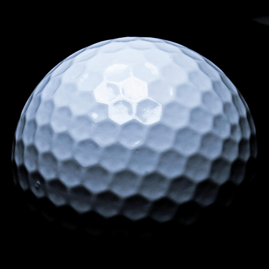 Golf Ball Photograph  - Golf Ball Fine Art Print
