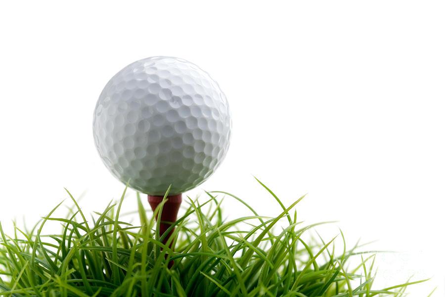 Golfball Photograph