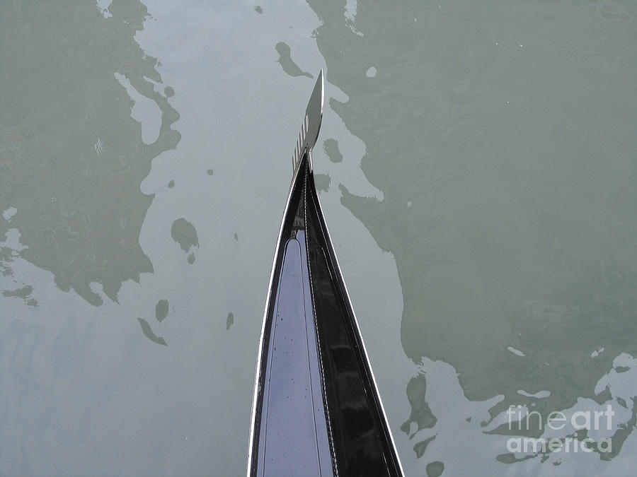 Gondola Photograph