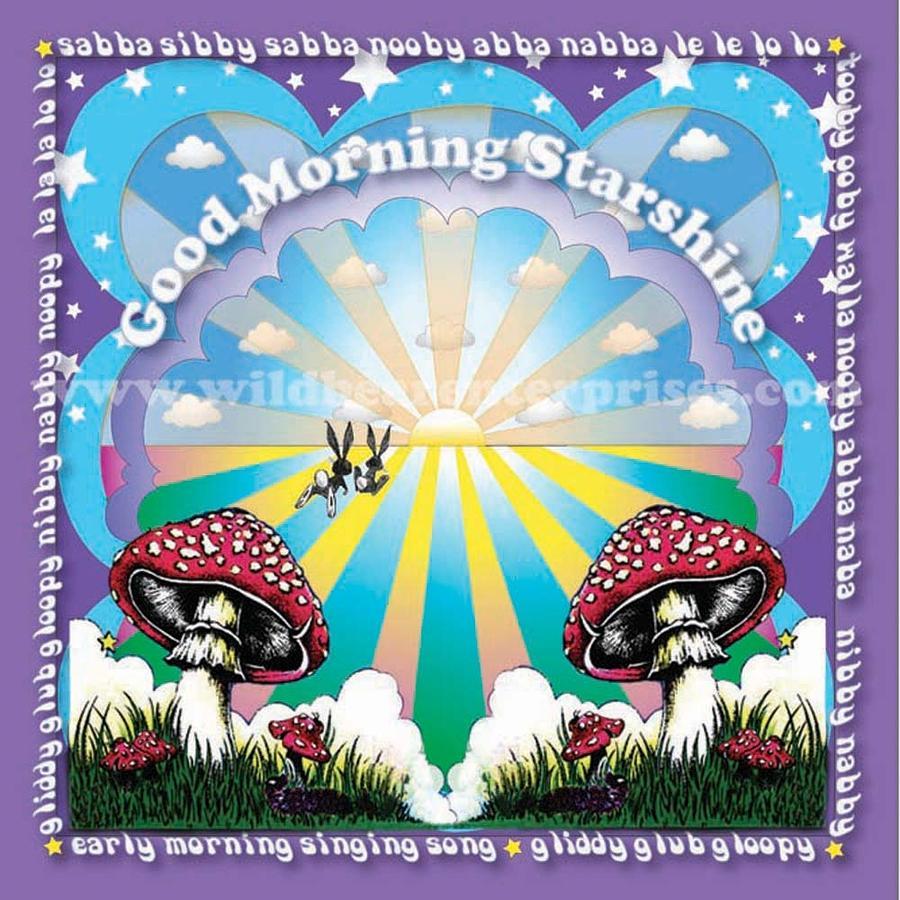 Good Morning Starshine Digital Art