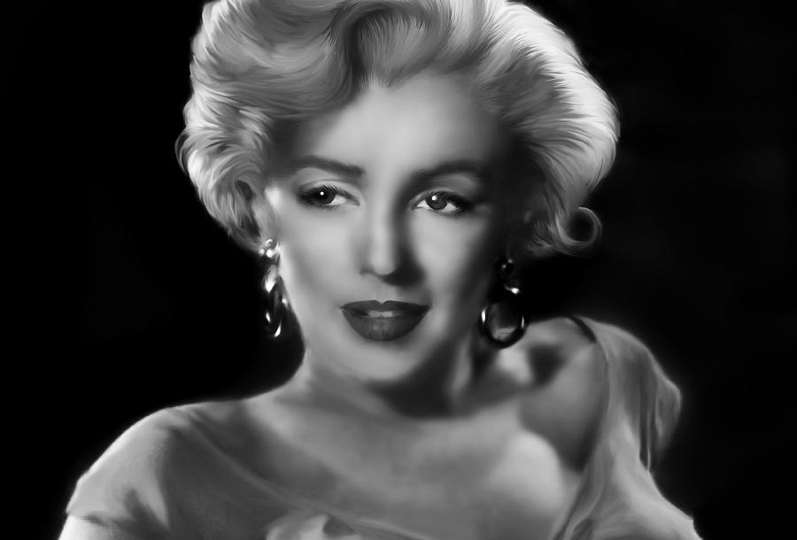Goodbye Norma Jean Digital Art