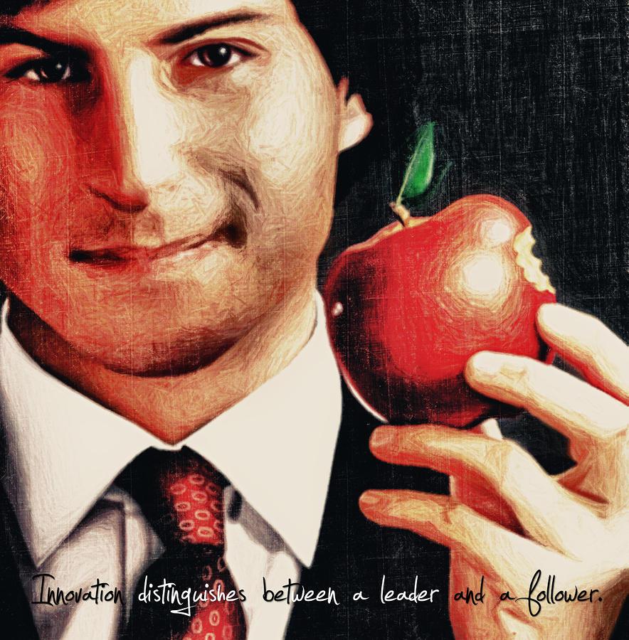 Goodbye Steve Jobs Digital Art