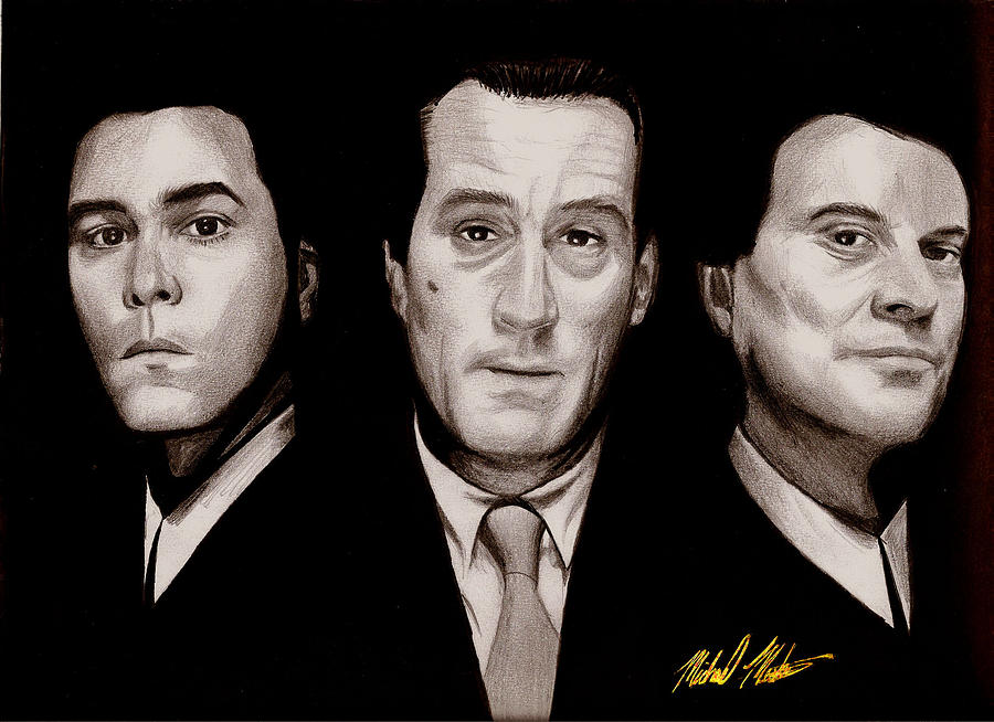 Goodfellas Drawing