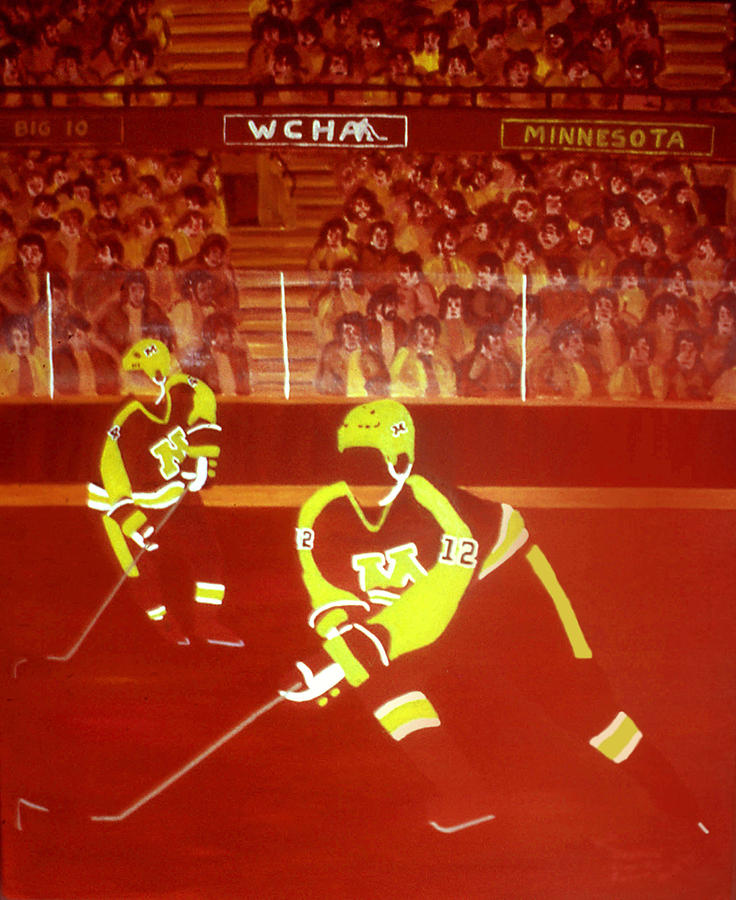 Gophers Painting