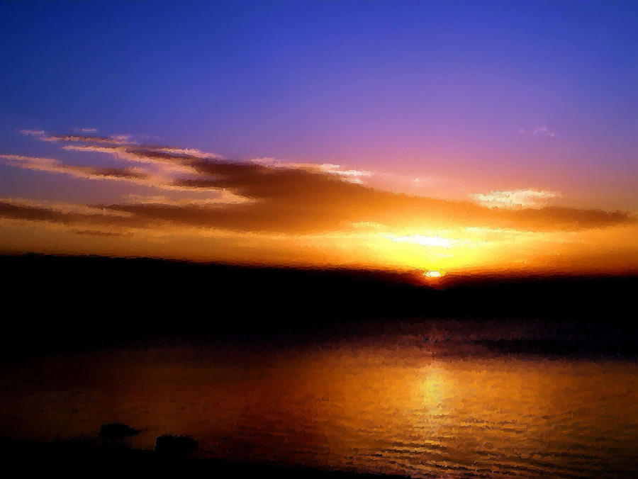 Gorgeous Sunset  Photograph  - Gorgeous Sunset  Fine Art Print