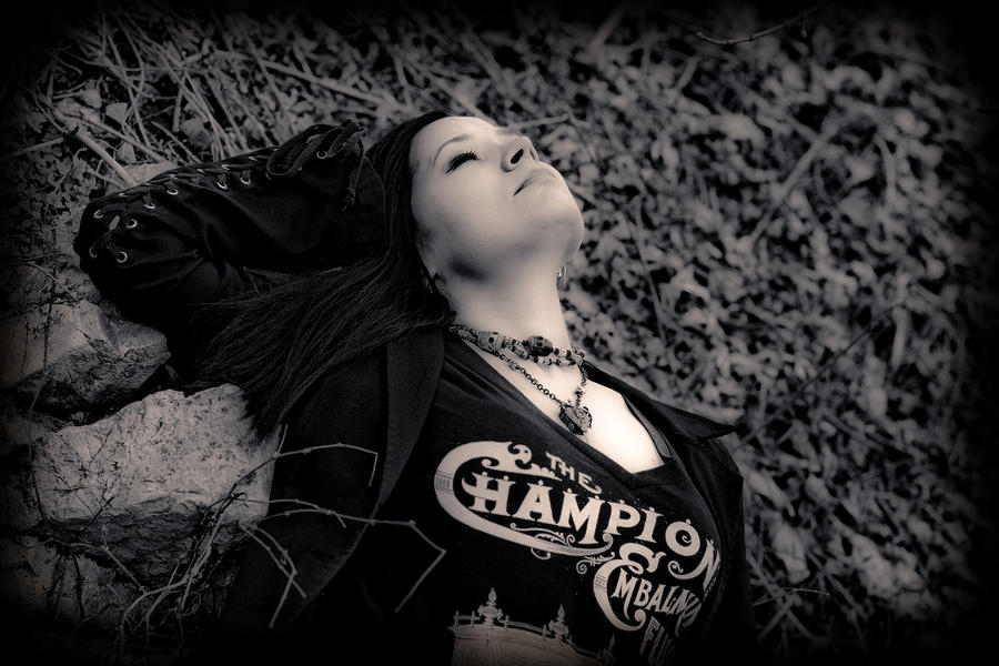 Goth At Heart - 2 Of 4 Photograph