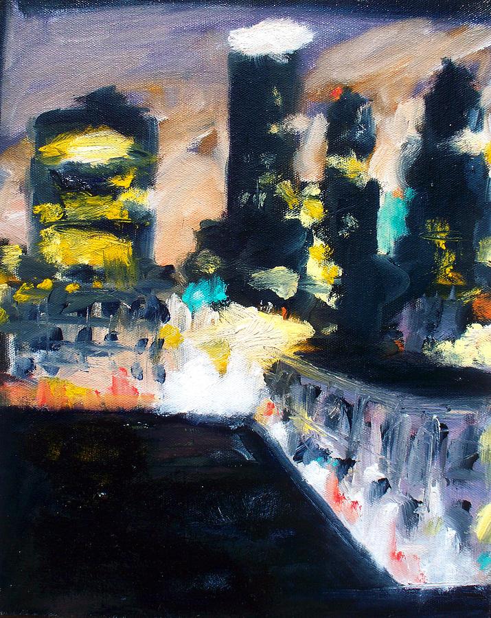 Gotham Painting