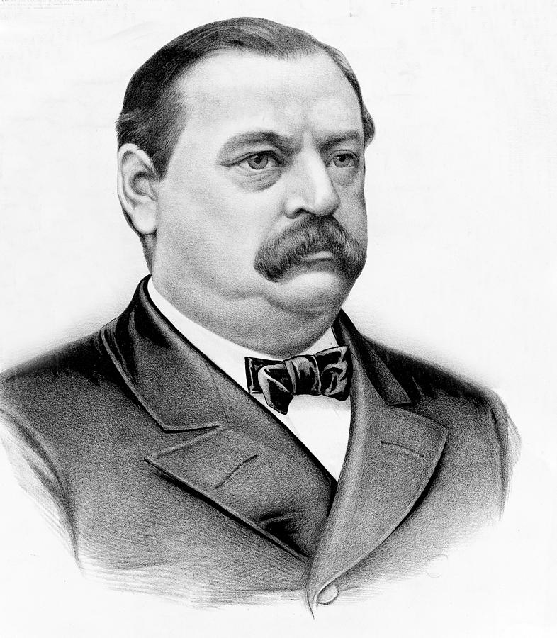 In 1893 Grover Cleveland dies from an adverse reaction to anesthesia while under the surgeons knife. He had been undergoing secret surgery to remove a large, cancerous portion of his jaw.