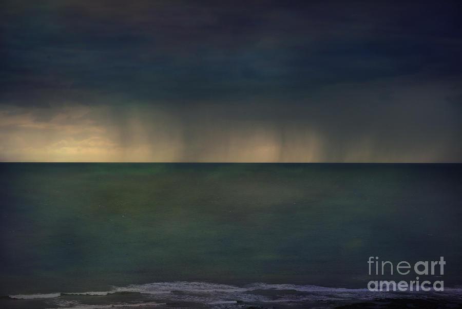 Gower Storm Photograph