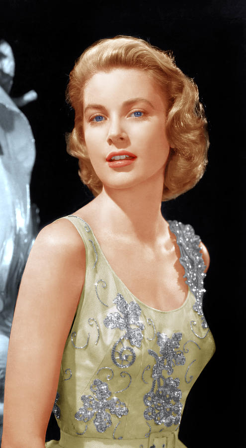 Grace Kelly, Ca. 1955 Photograph
