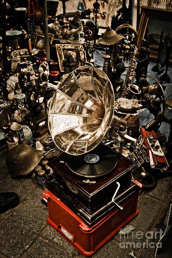 Gramophone Photograph