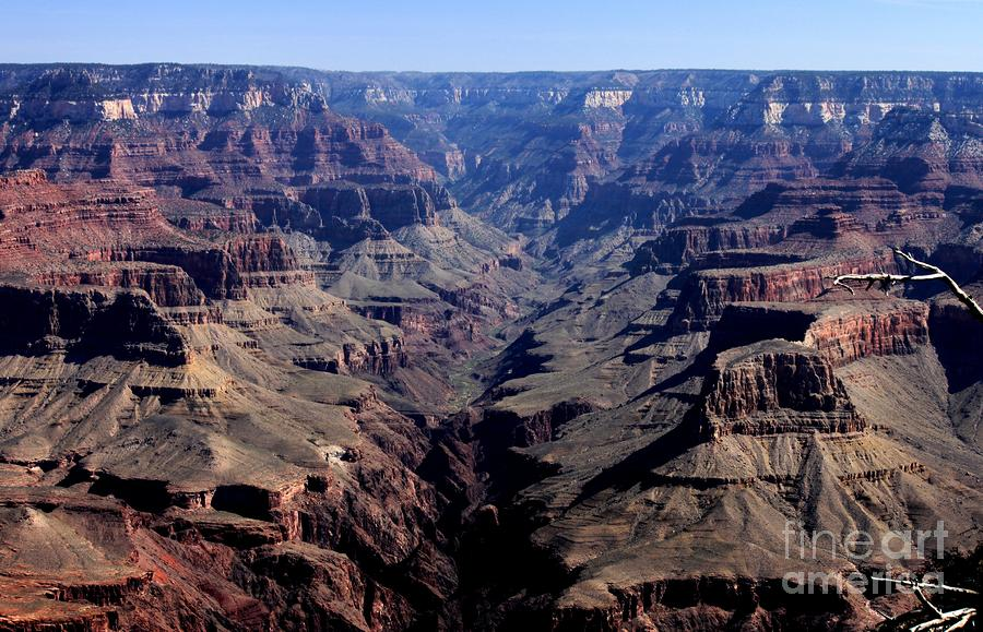 Grand Canyon 2 Photograph  - Grand Canyon 2 Fine Art Print