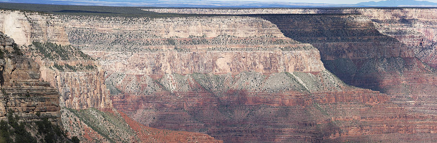 Grand Canyon At Hopi Point Page 1 Of 4 Photograph  - Grand Canyon At Hopi Point Page 1 Of 4 Fine Art Print