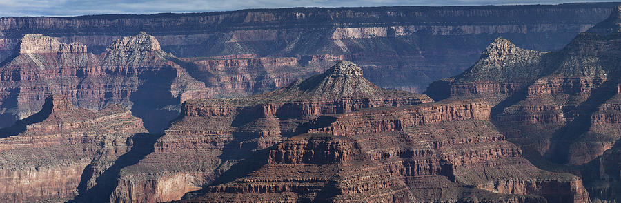 Grand Canyon At Hopi Point Page 4 Of 4 Photograph  - Grand Canyon At Hopi Point Page 4 Of 4 Fine Art Print