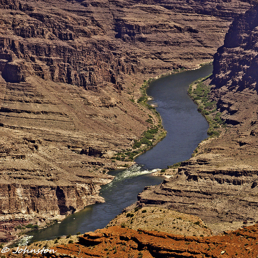 Grand Canyon Colorado River Photograph  - Grand Canyon Colorado River Fine Art Print