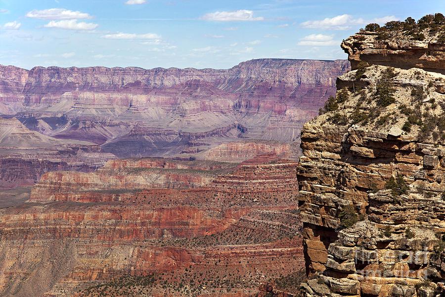 America Photograph - Grand Canyon by Jane Rix