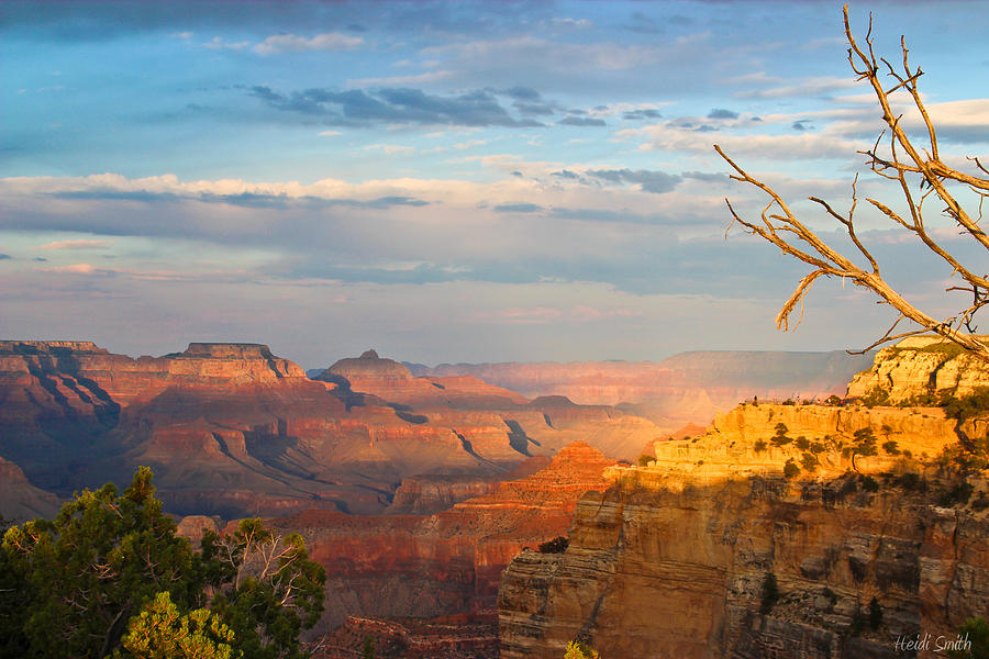Grand Canyon Splendor Photograph  - Grand Canyon Splendor Fine Art Print