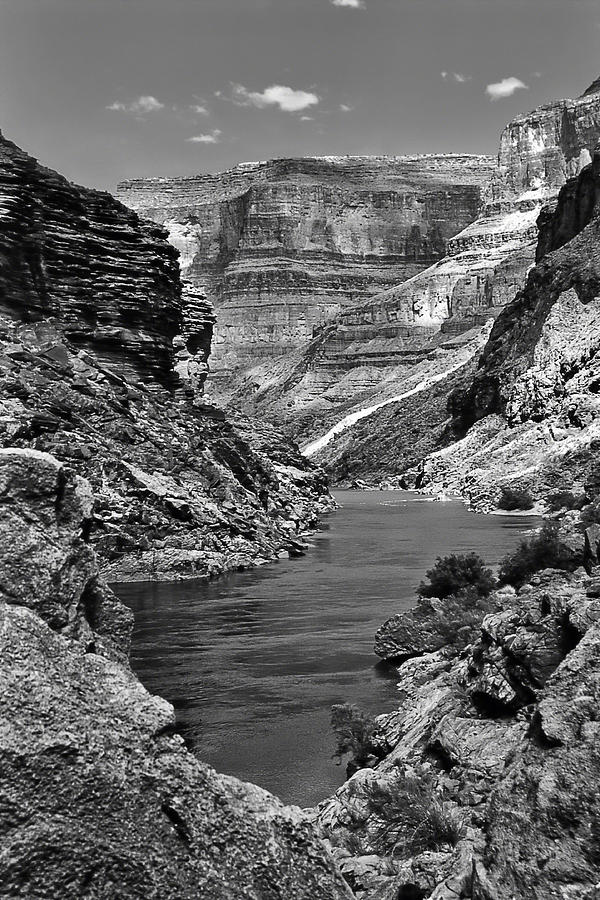Grand Canyon Vista Photograph