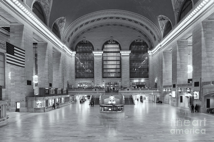 Grand Central Terminal II Photograph