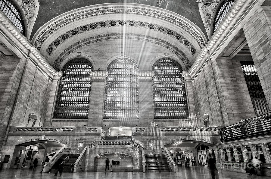 Grand Central Terminal Station Photograph  - Grand Central Terminal Station Fine Art Print